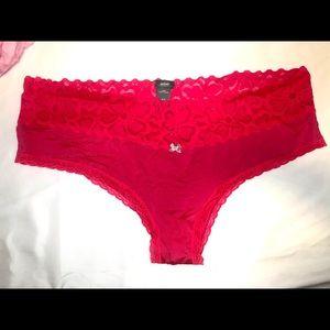 Hot Pink Panties
